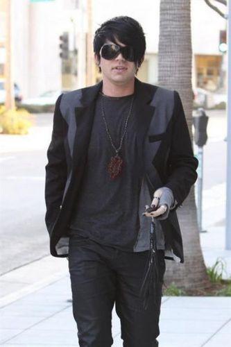 Adam Out in LA