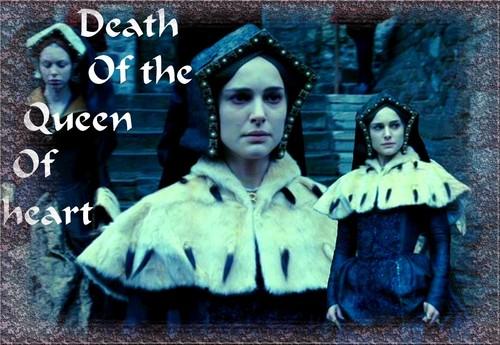 Anne's death