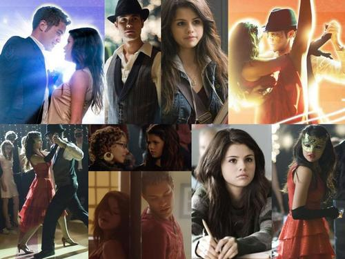 Another Cinderella Story Collage - another-cinderella-story Wallpaper