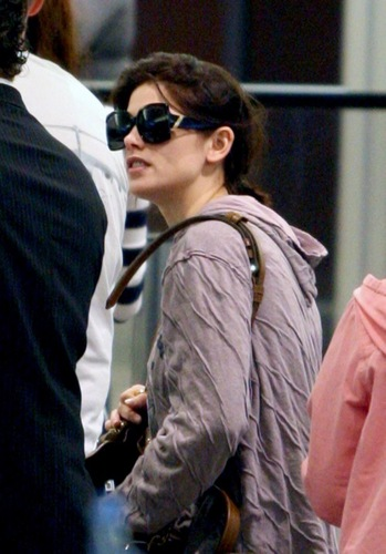 Ashley Greene Back to Vancouver