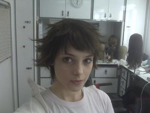 Ashley as Alice