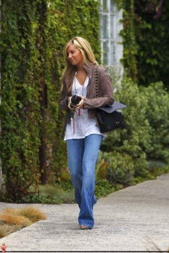 Ashley in Beverly Hills