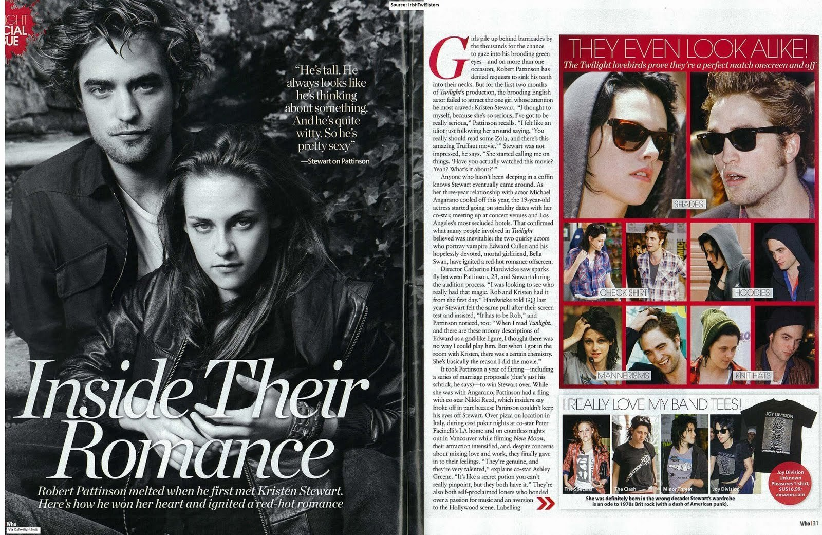 Australian WHO Mag Scans