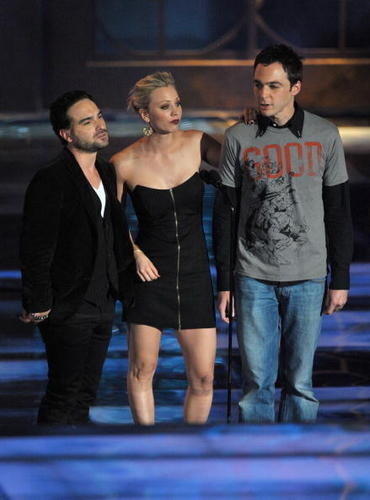 BBT cast at Spike TV's Scream 2009 Awards (10.17.09)