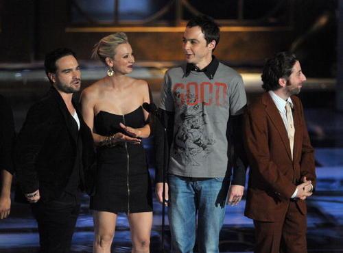 BBT cast at Spike TV's Scream 2009 Awards (10.17.09)