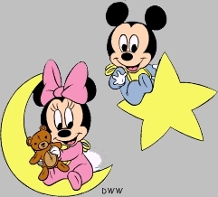 topolino e minnie wallpaper containing anime called baby mickey topo mouse and minnie topo