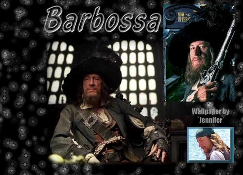 Barbossa is the Best