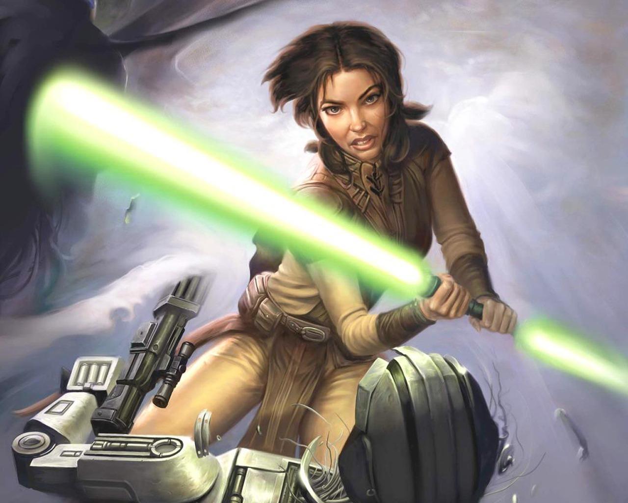 Star Sterne Wars Bilder Bastila Shan Hd Hintergrund And Background