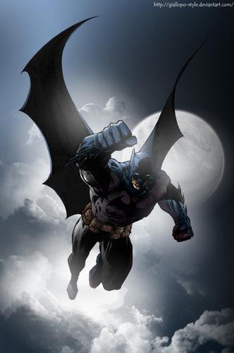 Бэтмен On the Lunar