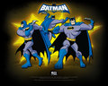 Batman The  Brave &amp; and the Bold - batman wallpaper