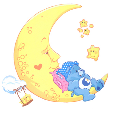 Care Bears wallpaper entitled Bedtime Bear