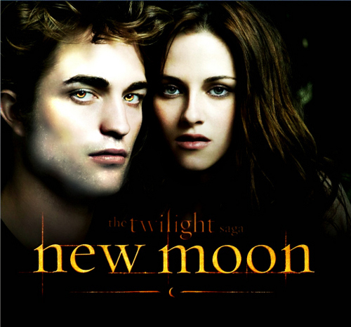 Bella & Edward New Moon Promo