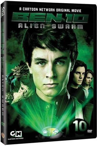 Ben 10 Alien Swarm DVD