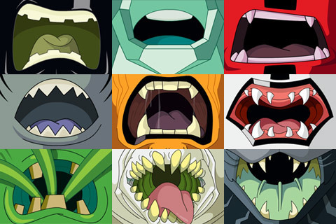 Ben 10: Alien Force wallpaper probably with anime called Ben 10 Mouthoff