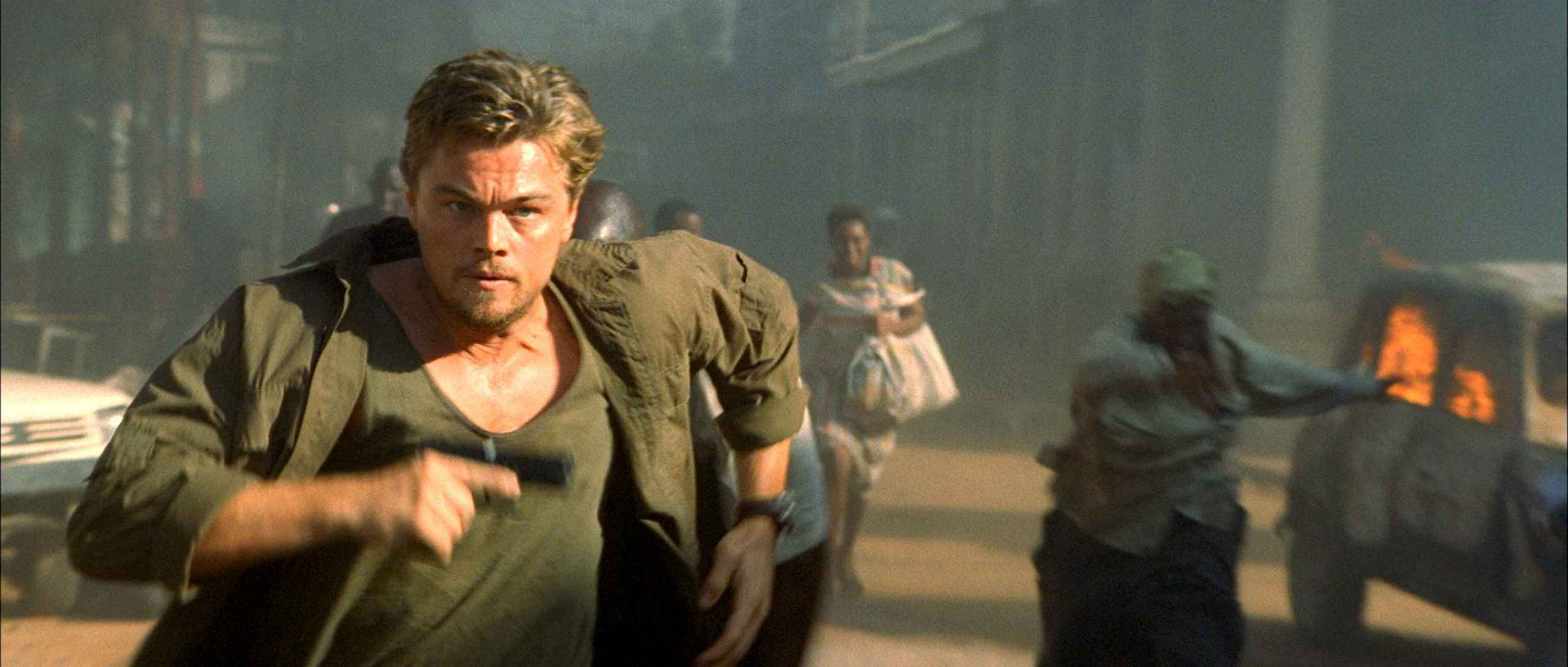 Leonardo DiCaprio images Blood Diamond HD wallpaper and ...