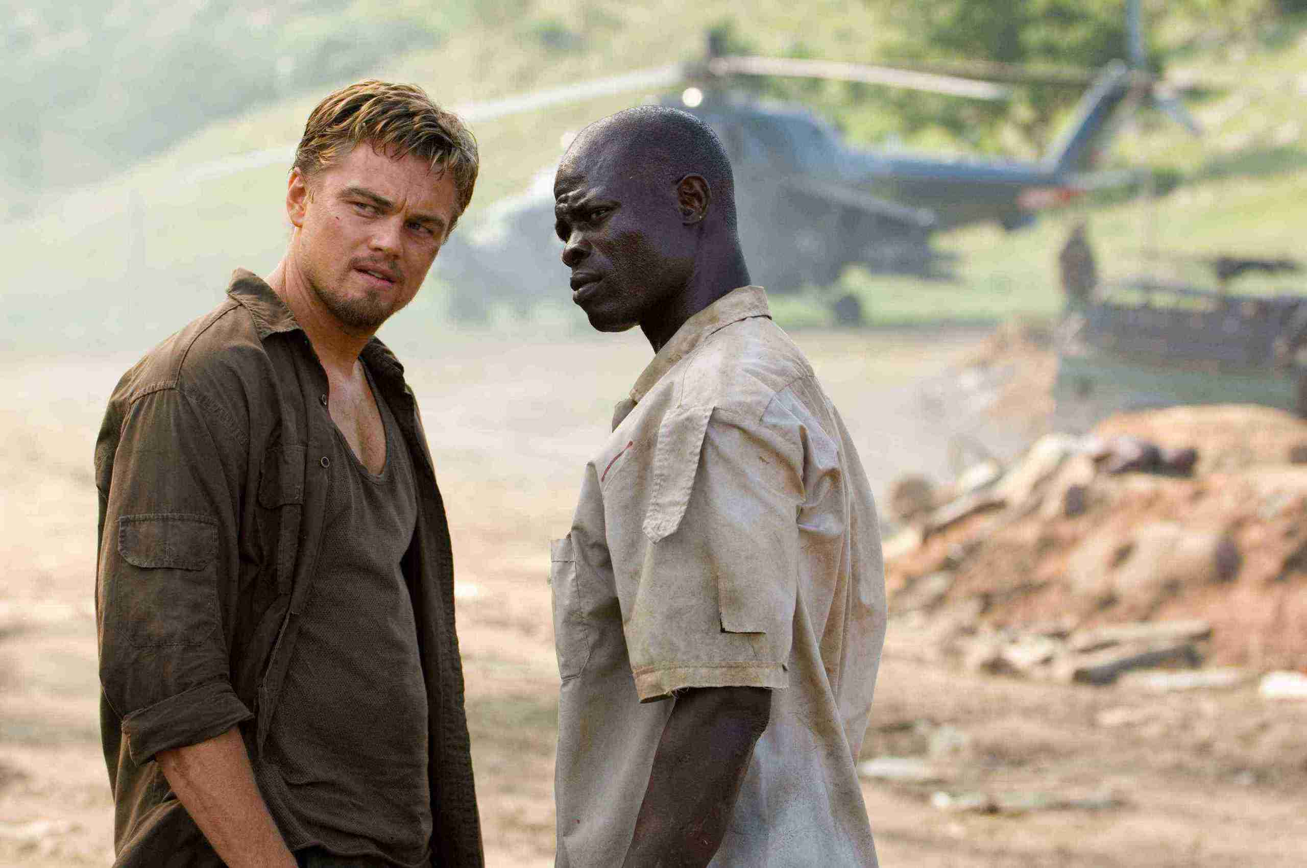 Blood Diamond - Leonardo DiCaprio Photo (8607502) - Fanpop Leonardo Dicaprio Movies