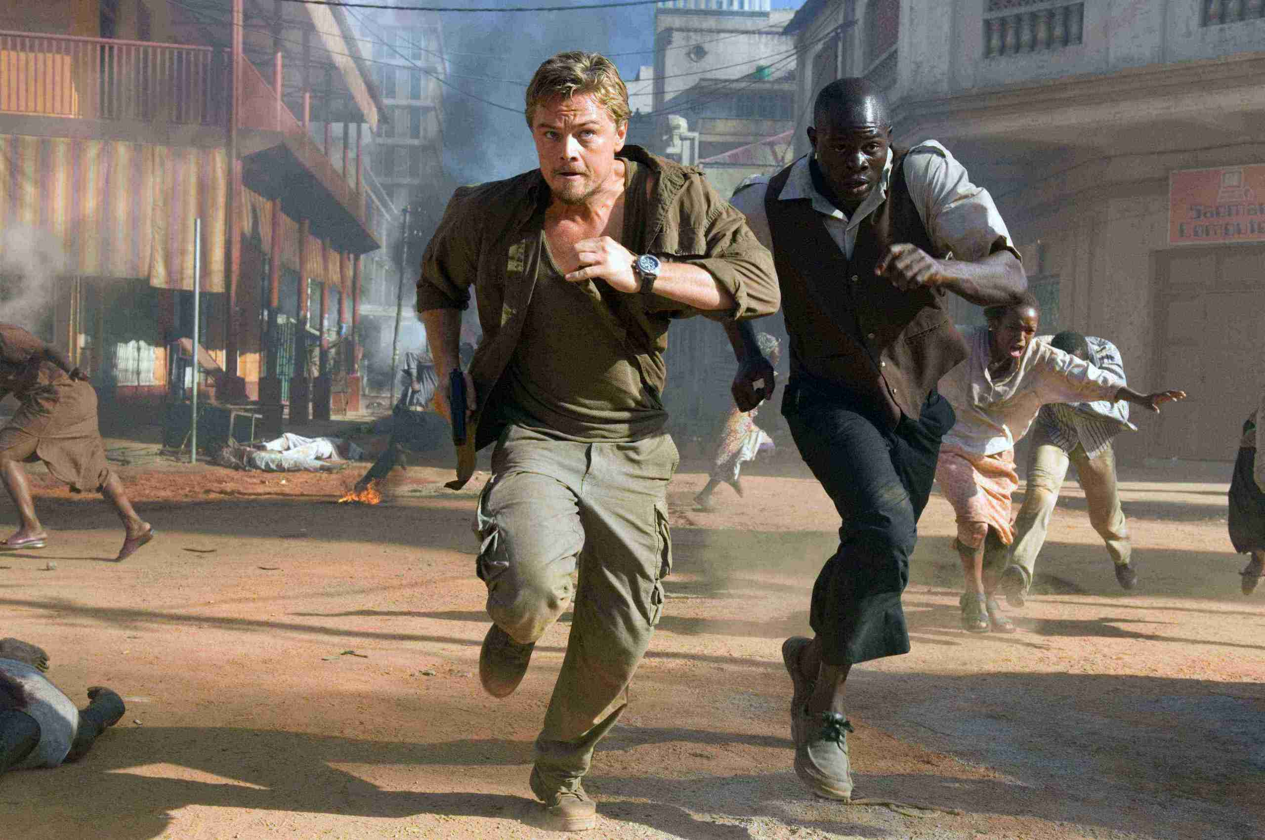 the movie blood diamond Set in sierra leone in 1999 in the midst of a civil war, blood diamond draws attention to the responsibility of citizens and businesses in the developed world to ensure that the diamonds they buy have not been used to fund conflicts abroad.