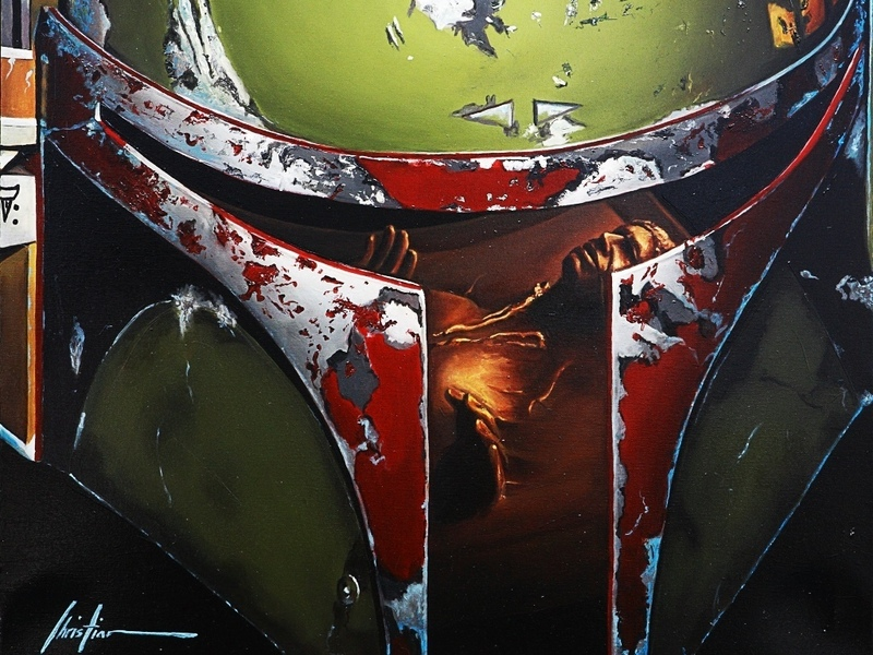 Boba Fett - Star Wars Wallpaper (8656596) - Fanpop