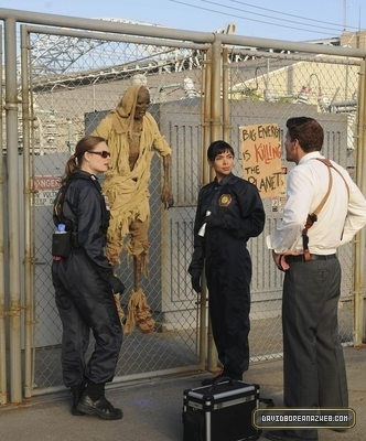 Bones- 5x05 A Night at the অস্থি Museum