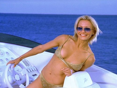 Cameron Diaz wallpaper possibly with a bikini entitled Cameron Diaz