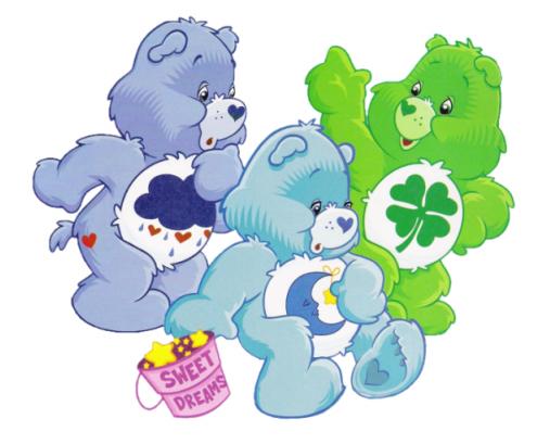 Bedtime Care Bear. Care Bears