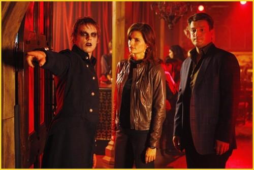 Castle- Vampire Weekend- 2x06