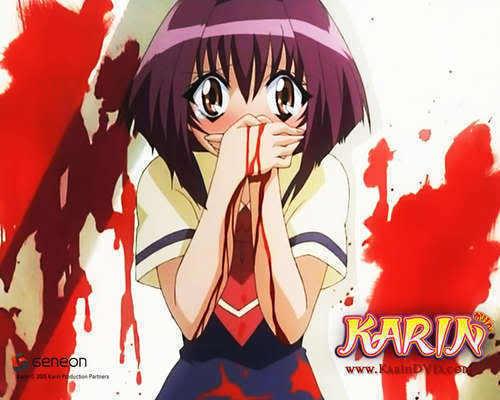 Chibi Vampire/Karin