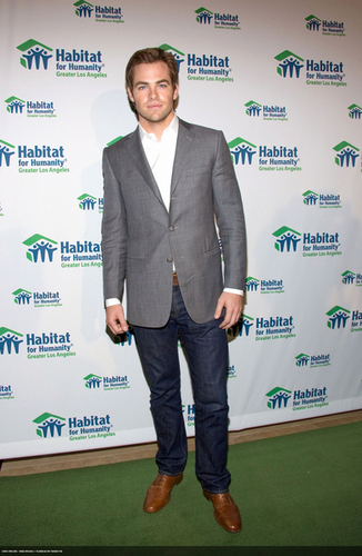 Chris @ Habitat For Humanity Gala