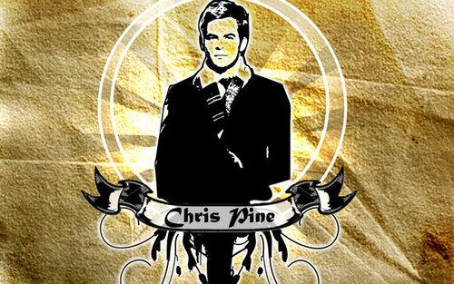 Chris Pine Wallpaper