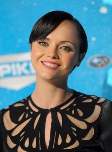 Christina @ 2009 Scream Awards