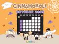 Cinnamoroll October Halloween Wallpaper