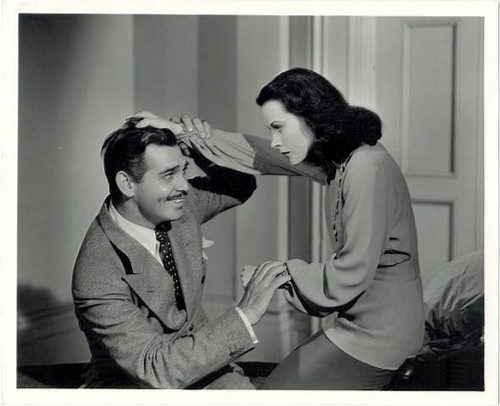 Clark Gable/Vivien Leigh