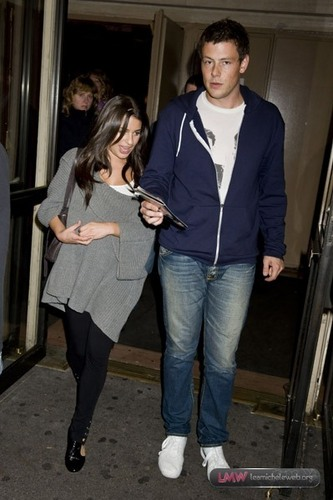 Cory and Lea @ Rock of Ages
