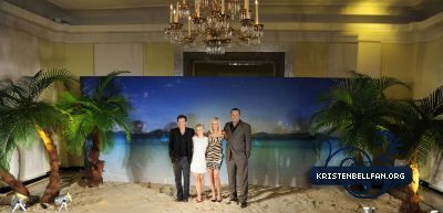 Couples Retreat Luân Đôn Photocall