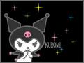 Cute Giggle - kuromi photo
