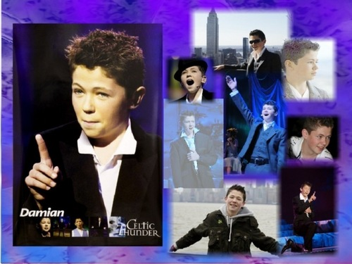 Damian wallpaper  - damian-mcginty Wallpaper