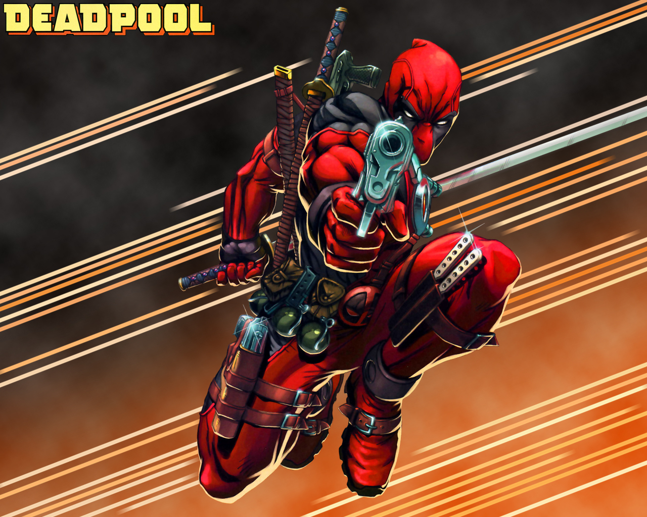 Deadpool - Deadpool Wallpaper (8636527) - Fanpop