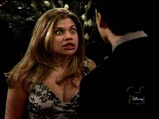 Boy Meets World wallpaper containing a portrait titled Demonic Topanga