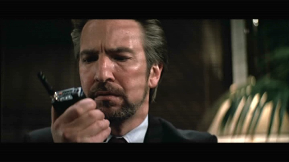 Image result for hans gruber die hard