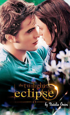Eclipse Edward and Bella Fan-Made Poster