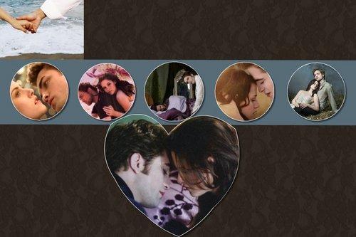 Sacred_Love1550 wallpaper entitled Edward and Bella