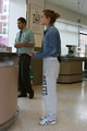Emma Watson: At Waitrose in Finchley with Jay Barrymore [07.15.09] (HQ) - emma-watson photo