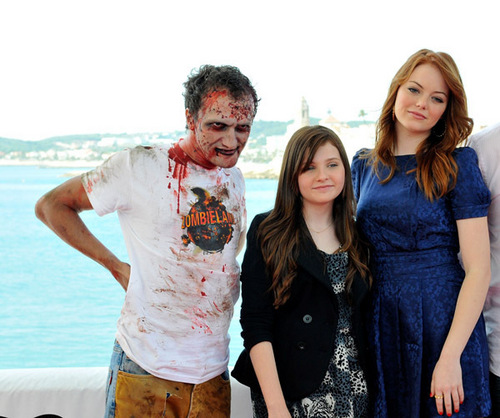 "Emma @ the 42nd Sitges Film Festival - ""Zombieland"" Photocall"