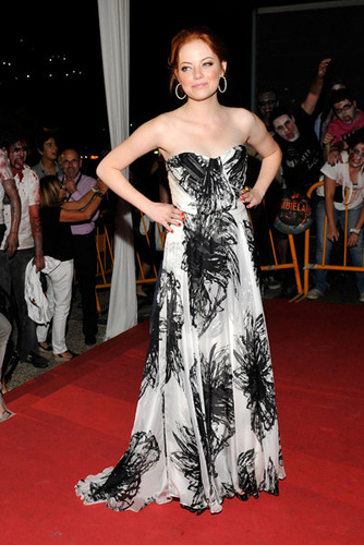 "Emma @ the 42nd Sitges Film Festival - ""Zombieland"" Premiere"