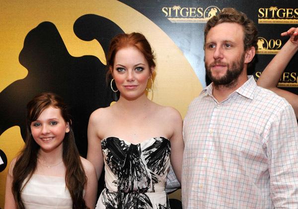 "Emma @ the 42nd Sitges Film Festival - ""Zombieland"" Premiere"