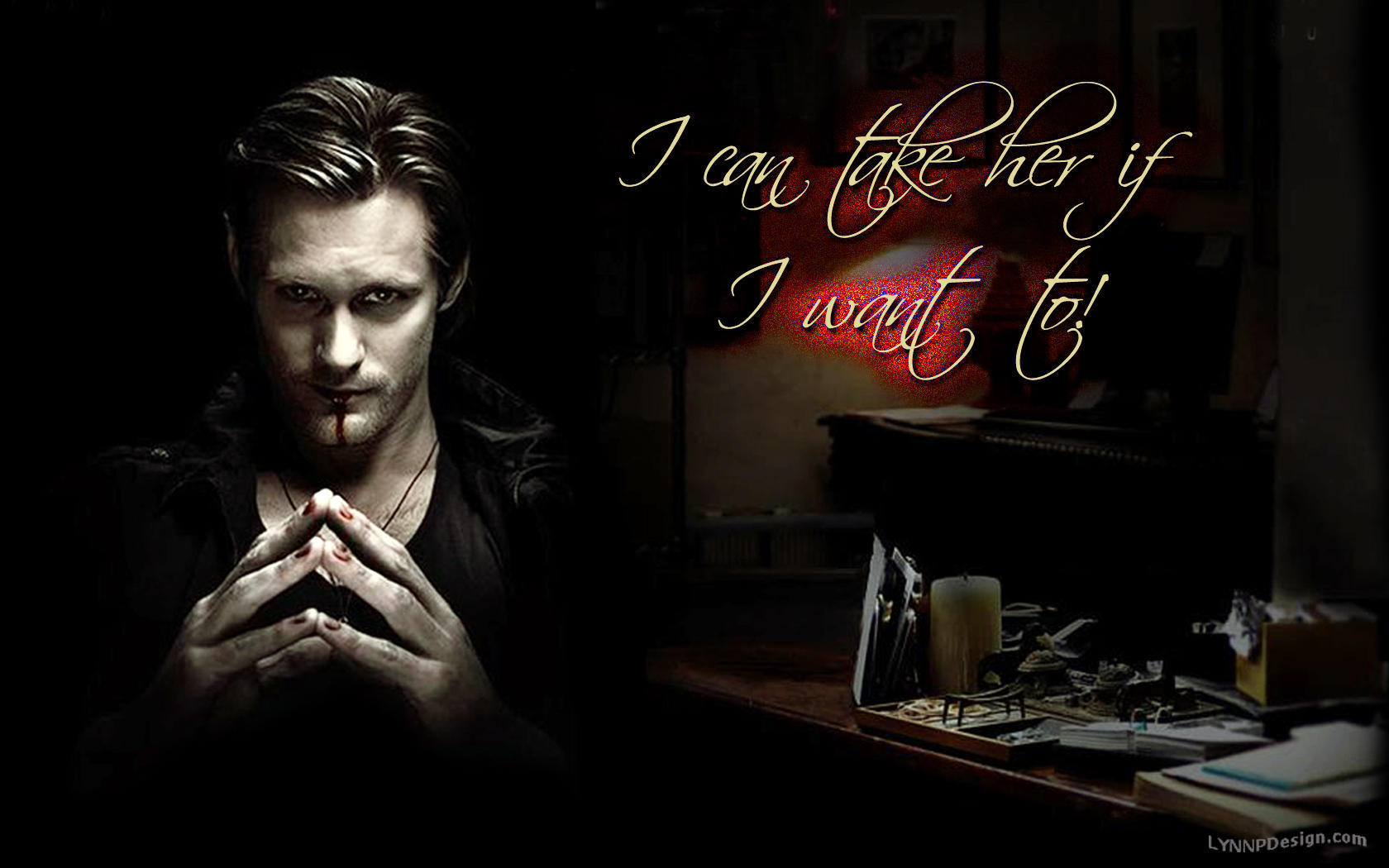 I Love You Wallpaper In Blood : Eric - True Blood Wallpaper (8602356) - Fanpop