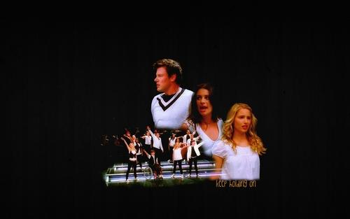 Finn, Quinn, Rachel