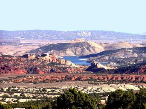 Flaming Gorge Resevoir Utah