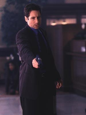 Fox Mulder -- Promo Images