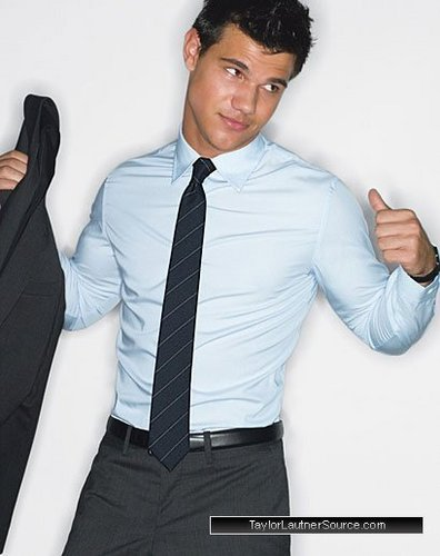 Taylor/Jacob Fan Girls wallpaper with a business suit, a suit, and a three piece suit titled GQ Photoshoot